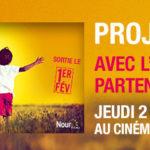 """Spama, partenaire du film """"Et les mistral gagnants"""""""
