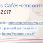 Les Cafés-Rencontres de Décembre 2017