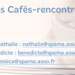 Cafés Rencontres Mai 2018