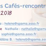 Cafés Rencontres / Décembre 2018