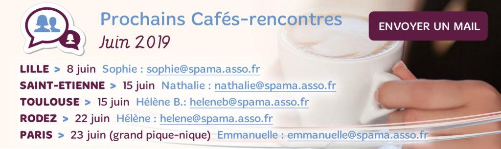 Cafés Rencontres Juin 2019